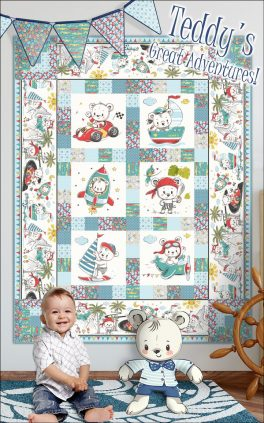 teddys-great-adventure-free-pattern-image